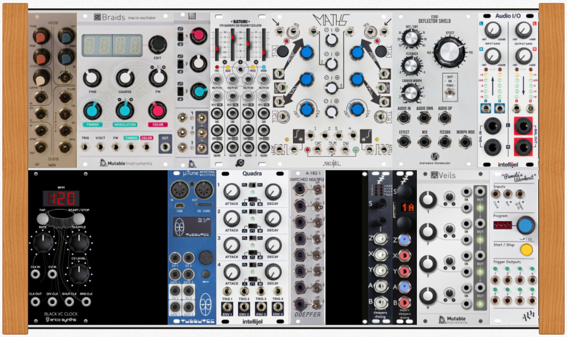 Genus Modu Eurorack Power Distribution And Noise White Paper Wiring Diagrams Euro Rack Modulargrid Configuration